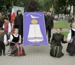 """Tarptautinė folkloro šventė """"Parbėg laivelis""""   A. Poškienės nuotr."""