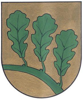 Garliavos miesto herbas | Kauno r. savivaldybės nuotr.