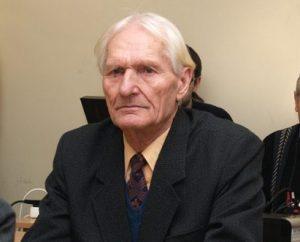 Justinas Žvingilas (1928-2018) | LEU nuotr.