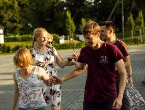 Tarptautinė tradicinių šokių vasaros stovykla | A. Černiausko nuotr.