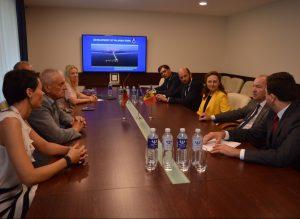 Palangoje duris atvėrė Moldovos garbės konsulatas  | urm.lt nuotr.
