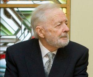 Vaidotas Antanaitis (1928-2018) | lrs.lt, O. Posaškovos nuotr.