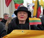 Vidmantė Jasukaitytė (1948-2018)   Alkas.lt, J. Vaiškūno nuotr.