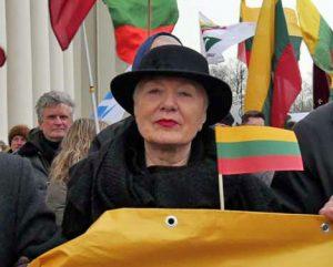 Vidmantė Jasukaitytė (1948-2018) | Alkas.lt, J. Vaiškūno nuotr.