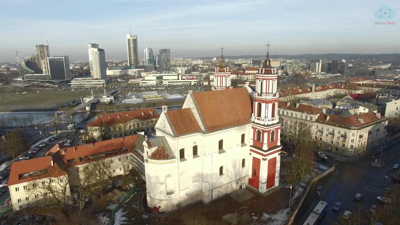 Šv. apaštalų Pilypo ir Jokūbo bažnyčia | youtube.com nuotr.