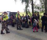 Ignalinos r. sulaikyta 20 Lietuvos valstybinės sienos pažeidėjų   VSAT nuotr.