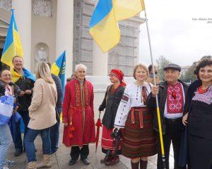 Chersono krašto kultūros dienos Lietuvoje | Rengėjų nuotr.