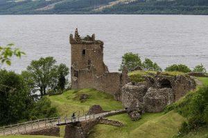 Lochneso ežeras | Pixabay nuotr.