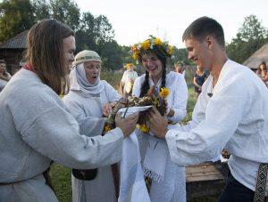 Romuvos stovykla | Alkas.lt, V. Daraškevičiaus nuotr.