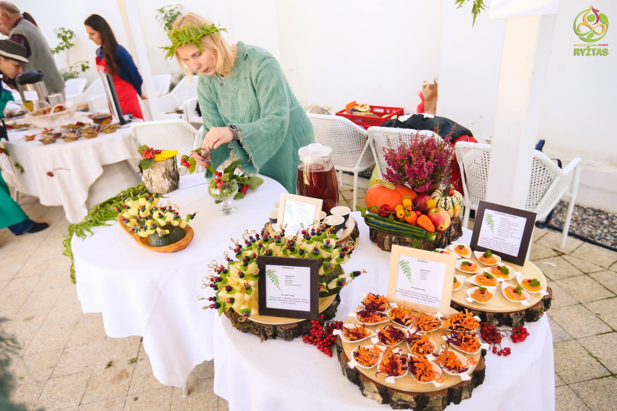 """Vilniuje vyksianti """"Sveiko maisto šventė"""" kviečia registruotis dalyvių komandas   sveikuoliai.lt nuotr."""