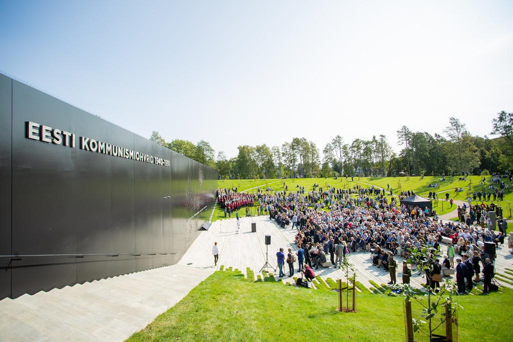Komunizmo aukų memorialas Taline   B. Puzinavičiaus nuotr.
