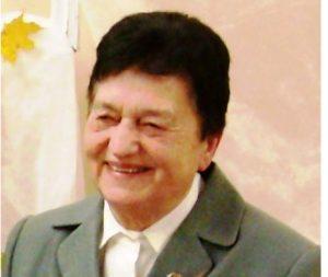 Aldona Sabonytė-Kazlauskienė (1935-2018) | Asmeninė nuotr.