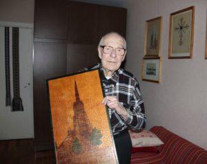 Antanas Panavas (1926.05.18 – 2018.08.13) | voruta.lt nuotr.