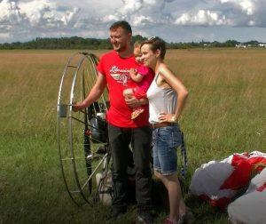 Dainius Liegus su šeima | Alkas.lt, A. Sartanavičiaus nuotr.