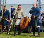 """XI-oji folkloro šventė """"Pūsk, vėjuži!"""" Juodkrantėje   Liudviko Rėzos kultūros centro nuotr."""