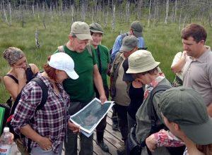 Saugomų teritorijų specialistai gilino žinias gamtos stebėjimo srityje | G. Vaivilavičiaus nuotr.