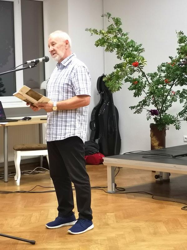 Vienuoliktoji eiliuoto žodžio ir dainos šventė | Zarasų viešosios bibliotekos nuotr