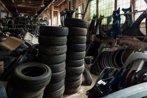 Padangų atliekos | Gamintojų ir importuotojų asociacijos nuotr.
