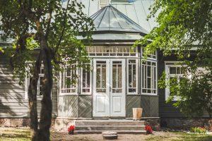 Pagulbio namas | Autorių nuotr.