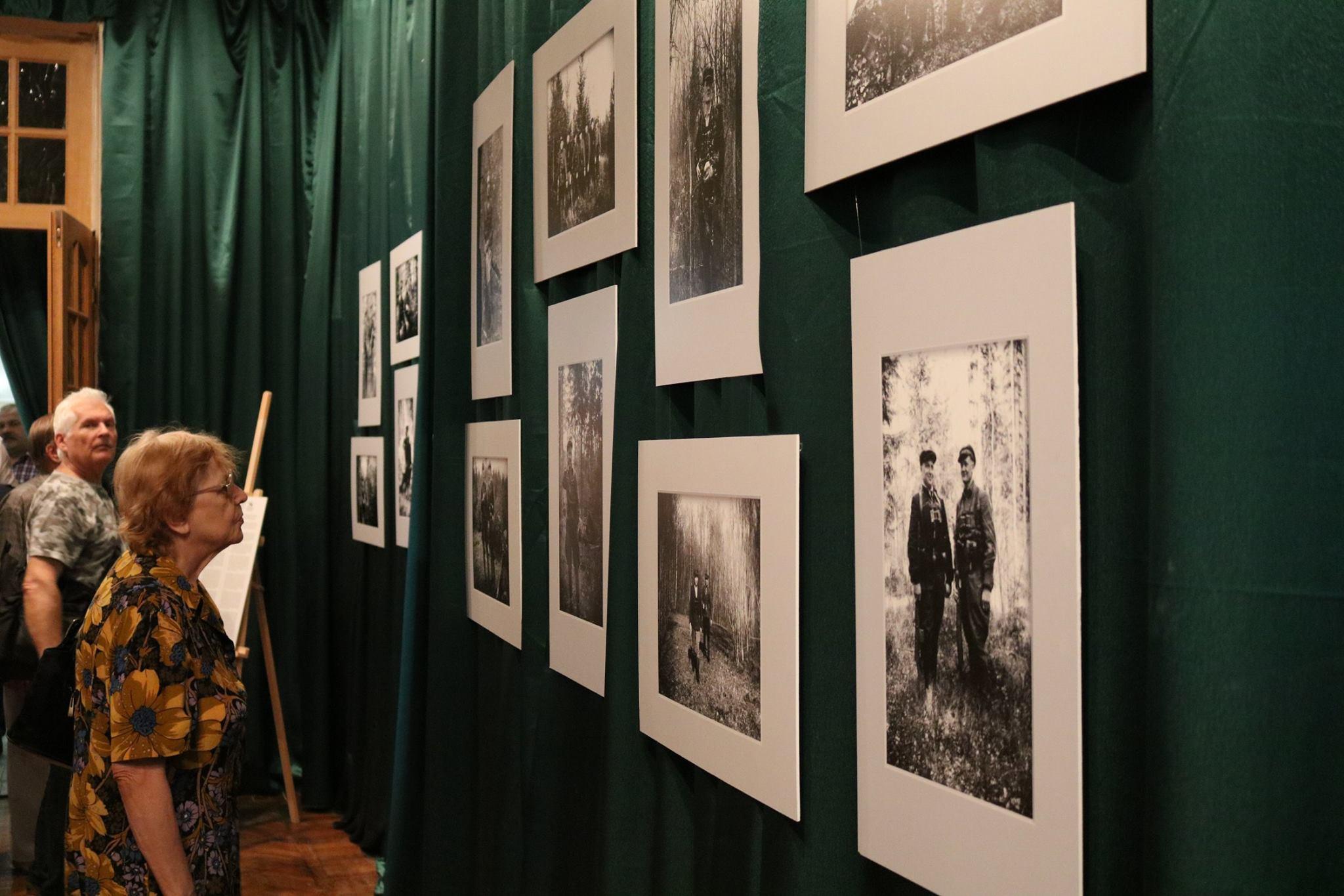 Partizanų fotografijos Kijeve | Ukrainos nacionalinio kariuomenės istorijos muziejaus nuotr.