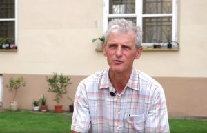 Prof. Volfgangas Keterlis (Wolfgang Ketterle) | LRT Kultūra nuotr.