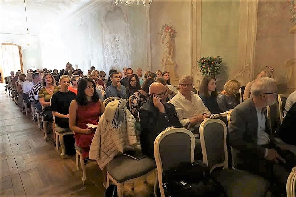 Kultūro paveldo seminaras Latvijoje, Rundalėje | kpd.lt nuotr.