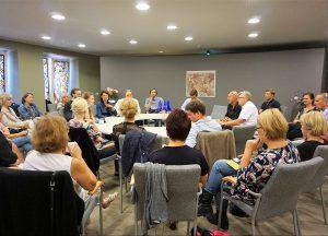 Trijų Baltijos valstybių delegacija paveldo seminare | kpd.lt nuotr.