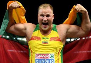 Andrius Gudžius tapo Europos čempionu | European-athletics.org nuotr.