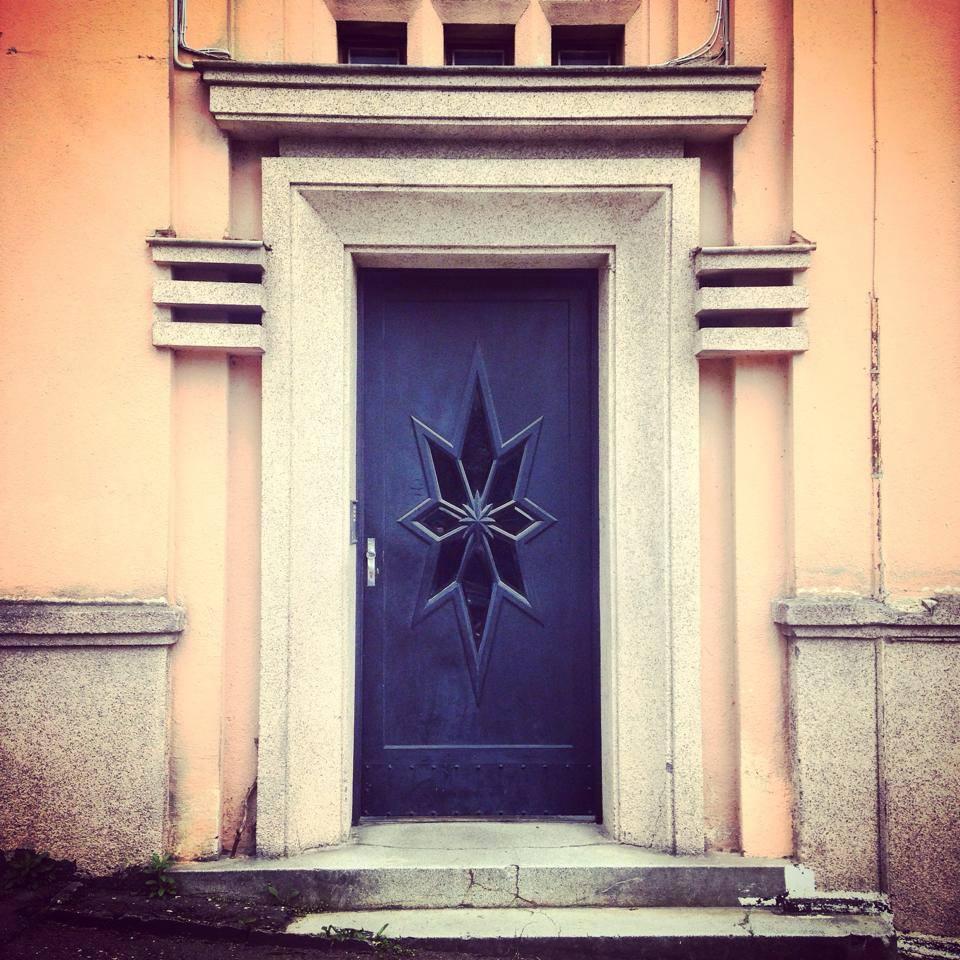 Artdeco durys | Namų idėjų centro nuotr.