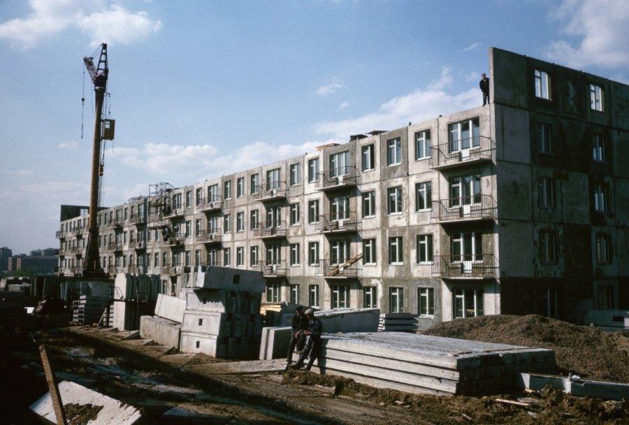 Chruščioviniai namai | Namų idėjų centro nuotr.