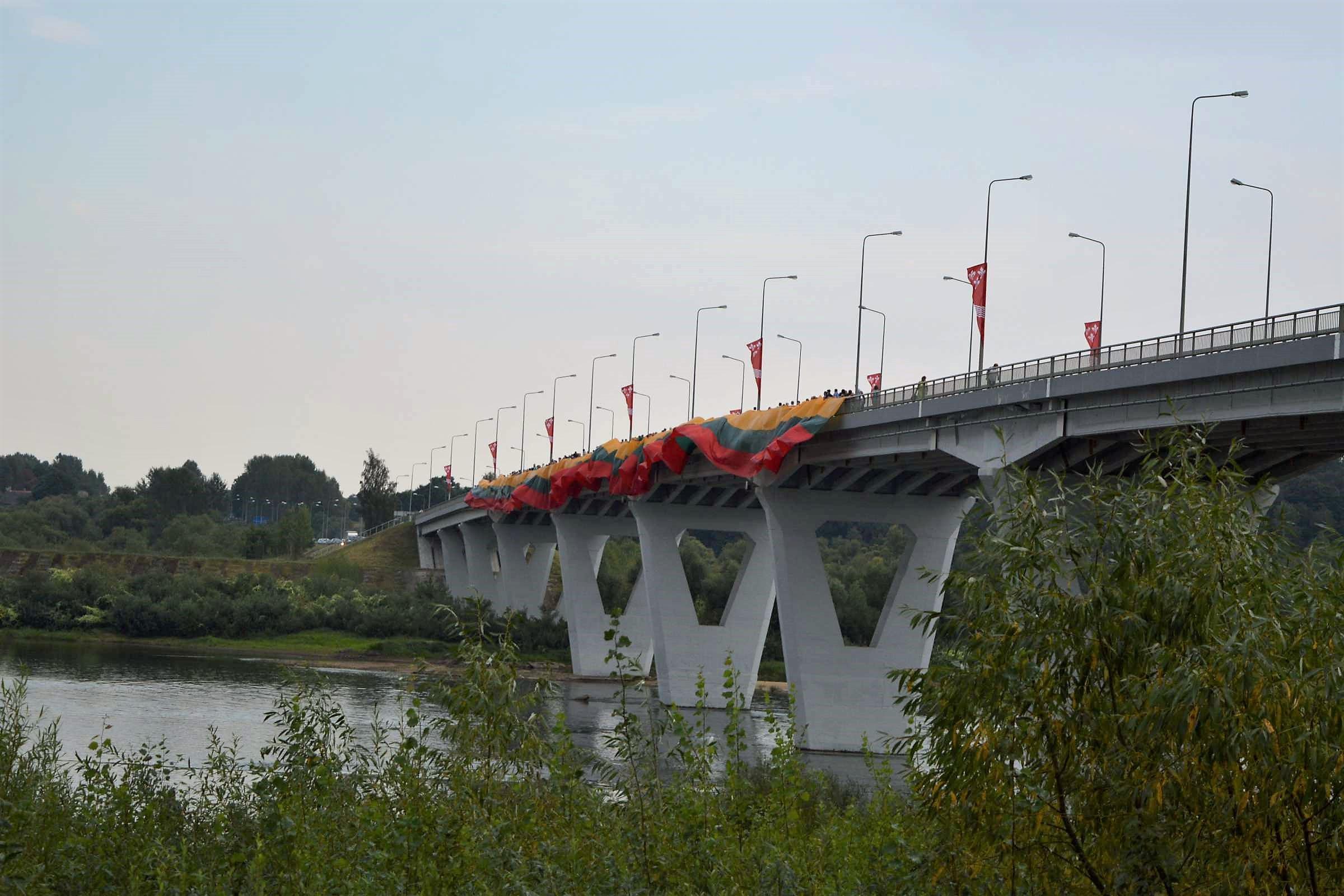 Jurbarko Šimtmečio tiltas | Rengėjų nuotr.