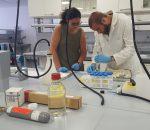 KU mokslininkai vykdo projektą abiejuose Žemės pusrutuliuose   Klaipėdos universiteto nuotr