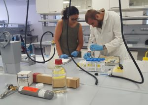 KU mokslininkai vykdo projektą abiejuose Žemės pusrutuliuose | Klaipėdos universiteto nuotr