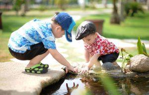 Patarimai ikimokyklinio ugdymo įstaigoms, kaip apsaugoti vaikus nuo karščio poveikio | Pixabay nuotr.