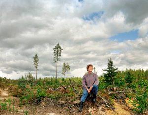 Suomija. Iškirsti miškai   Ritva Kovalaineno ir Sani Sepo nuotr.