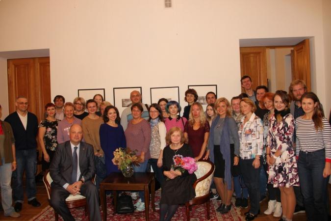 Sankt Peterburge mokomasi lietuviškai | Lietuvos Respublikos generalinio konsulato Sankt Peterburge nuotr.