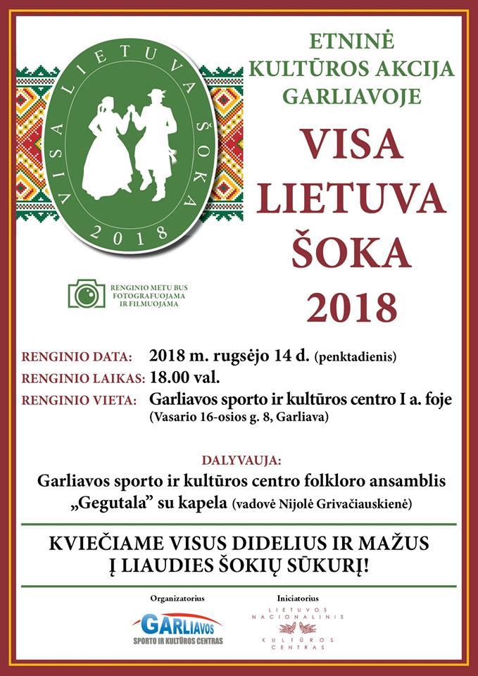 2018 09 14 Visa Lietuva šoka Garliavoje