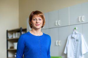 BENU vaistininkė Inga Norkienė | BENU vaistinės nuotr.