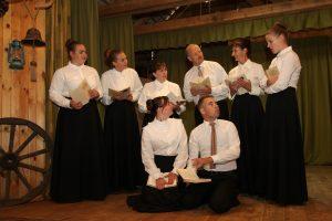 Akimirkos iš mėgėjų teatrų festivalio Atžalynas | Lietuvos nacionalinio muziejaus nuotr.