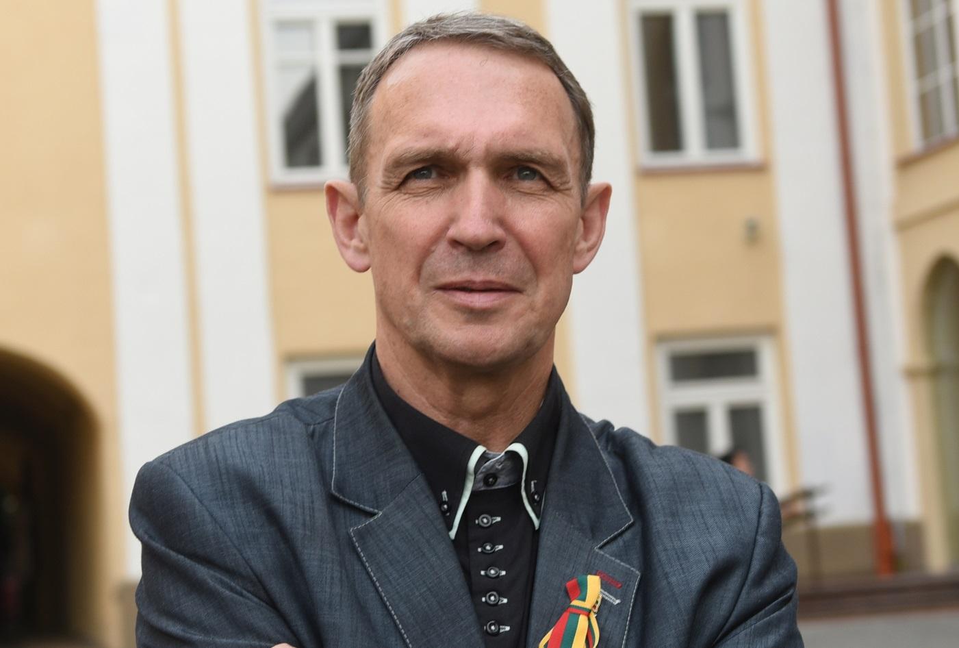 Arvydas Juozaitis | Asmeninė nuotr.