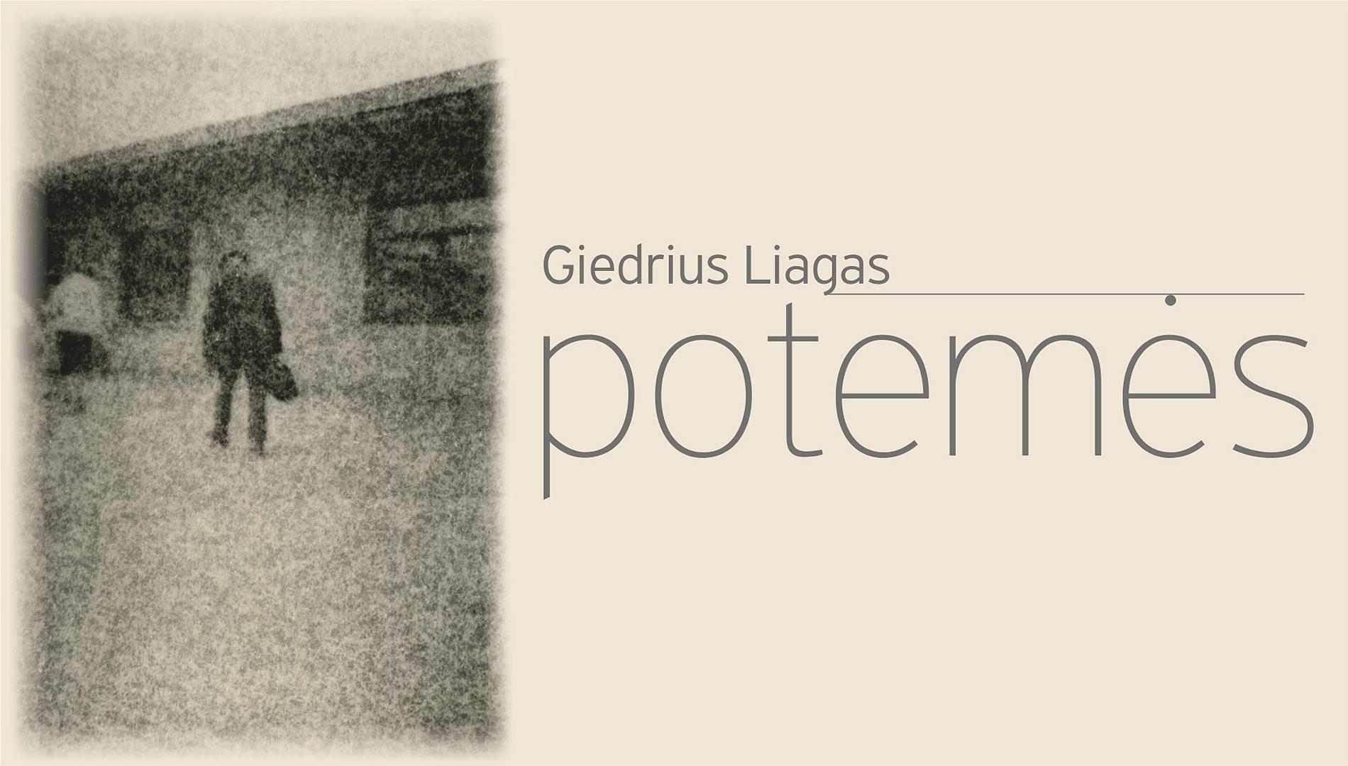 Giedriaus Liago paroda Šiauliuose   rengėjų nuotr.