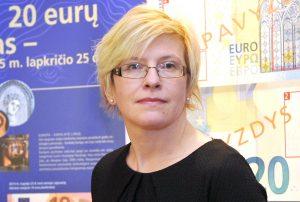 Ingrida Šimonytė | asmeninė nuotr.