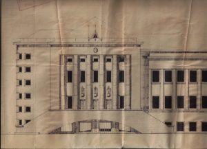 Kauno 6osios Gimnazijos projektas | KTU Vaižganto progimnazijos archyvo nuotr.