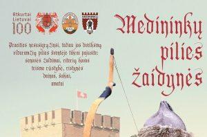 Renginio plakatas | Trakų istorijos muziejaus nuotr.
