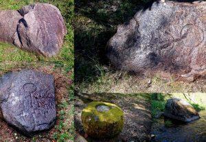 Mitologiniai akmenys | Gražutės reg.parko nuotr.