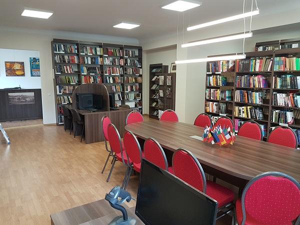 Naujosios Vilnios biblioteka | Vilniaus miesto savivaldybės nuotr.