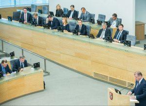 Seimo rudens sesijos pradžia | lrs.lt nuotr.