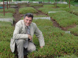 VDU Botanikos sodo vyresnysis mokslo darbuotojas Remigijus Daubaras | forest.lt nuotr.