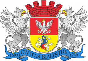 Baltstogės herbas | Wikipedia.org nuotr.