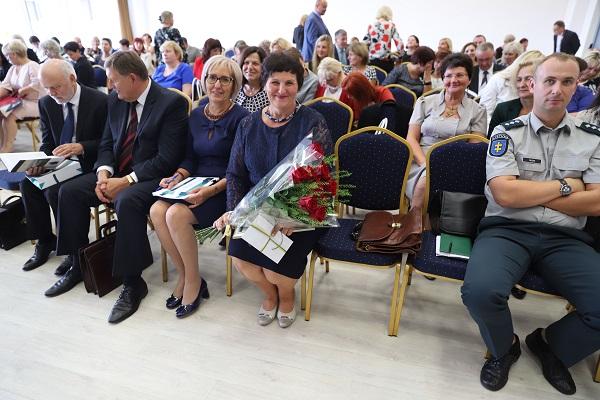 Kauno rajono mokyklos žengia atsinaujinimo keliu | Kauno rajono savivaldybės nuotr.